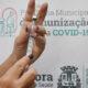 Nesta 4ª, dia 23, acontece repescagens, aplicação em novas faixas etárias, e segundas doses: veja como fica a vacinação contra Covid-19