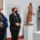 Museu Mariano Procópio recebe visita da Prefeita