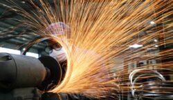 Produção de aço cresce 20,3% de janeiro a maio