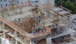 Serviços especializados aumentam participação no setor da construção entre 2010…