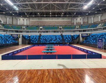 Seleção feminina intensifica preparação para Tóquio com treinamentos no Rio