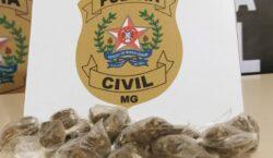 Polícia Civil realiza mais uma ação de combate ao tráfico…