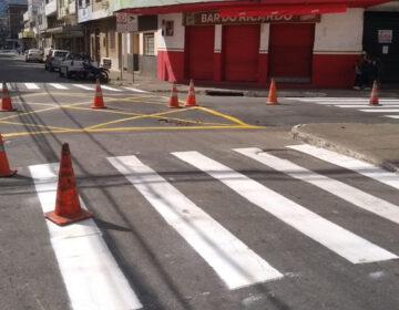 SMU revitaliza sinalização em diversos pontos da cidade
