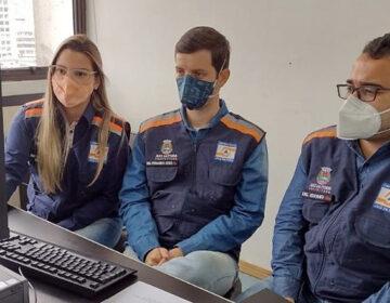 Mapeamento de risco realizado pela Defesa Civil é debatido em evento nacional
