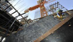 CNI: confiança da indústria de construção tem forte queda em…