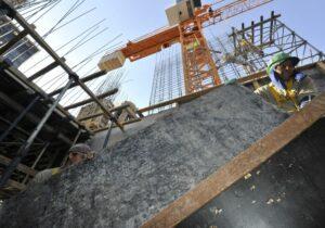 CNI: confiança da indústria de construção tem forte queda em setembro