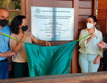 Nova sede regional do IEF em Lafaiete amplia capacidade de restauração e preservação ambiental
