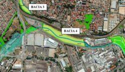 Justiça homologa acordos para desapropriação no entorno do Córrego Ferrugem