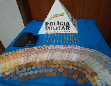 Polícia Militar prende autores e apreende materiais relacionados ao tráfico de drogas no bairro Manoel Honório