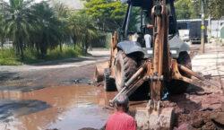 Secretaria de Obras realiza 129 intervenções de zeladoria