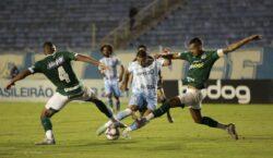 Goiás empata sem gols com o Londrina pela Série B