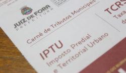IPTU 2020 – Pagamento à vista com 5% de desconto…