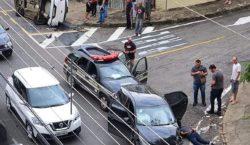 Polícia Civil prende homem suspeito de fuga