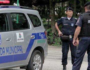 Guarda Municipal detém jovens por posse de drogas no Parque Halfeld