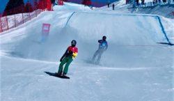 Noah Bethônico, no snowboard cross, fica próximo do top 10…