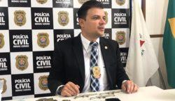 Polícia Civil prende homem de 29 anos por fazer entrega…