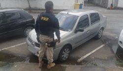 PRF cumpre mandado de prisão a um homem de 32…