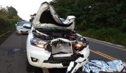 Um jovem e um adolescente morrem em acidente próximo a…