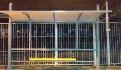 Prefeitura promove implantação de abrigos em pontos de ônibus em…