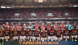 Flamengo vence o Athletico Paranaense e fatura a Supercopa do…